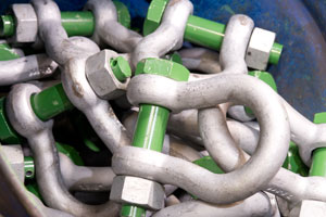Lifting and Rigging Shackles